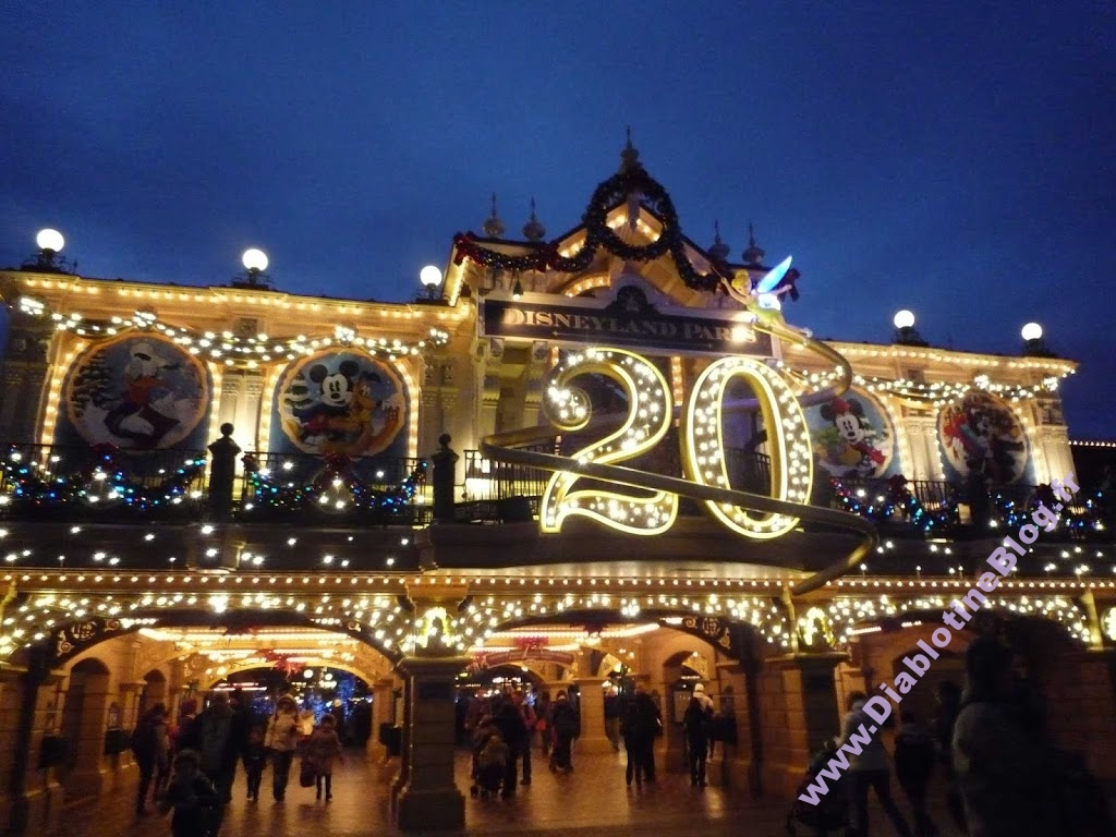 Le Noël Enchanté Disney