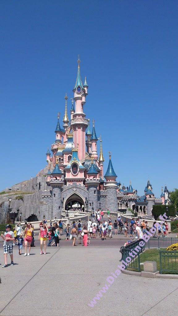 Une belle journée d'été à Disney
