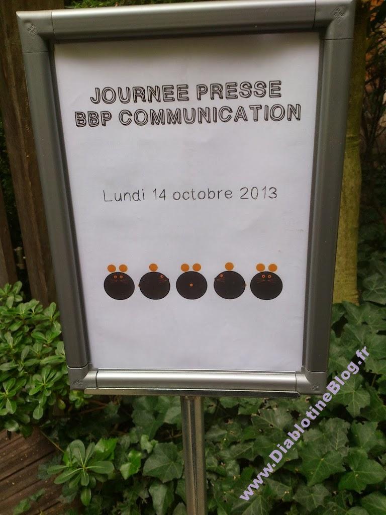 Journée Presse BBP Communication