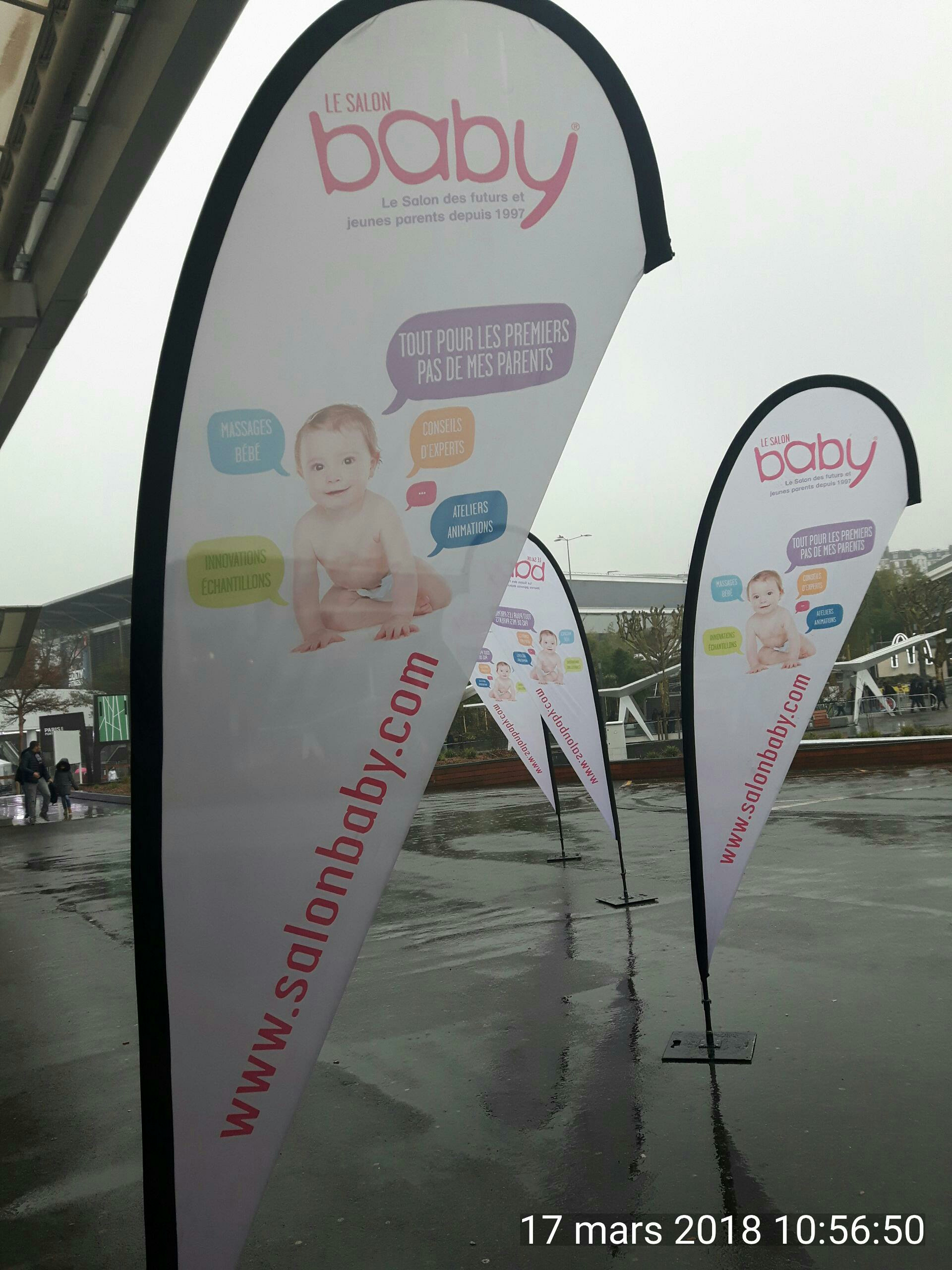 Le salon Baby de Paris 2018!